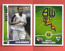 Bolton Wanderers Nicky Hunt 53 (MPS)